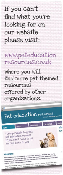 Pet Education resources