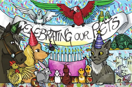 Celebrating Our Pets